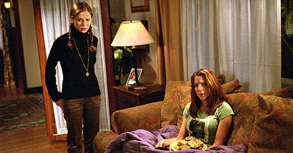 'Buffy the Vampire Slayer'   ZUMA Press/ZUMAPRESS.COM