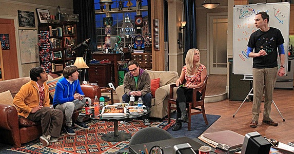 'The Big Bang Theory' | Sonja Flemming/CBS; 2013 CBS Broadcasting, Inc. All Rights Reserved.