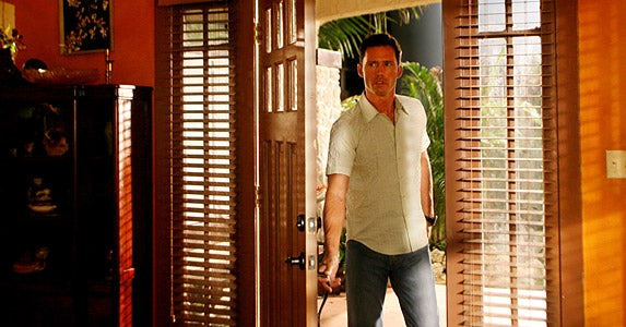 'Burn Notice' © Amanda Voisard/Palm Beach Post/ZUMAPress.com