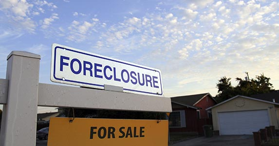 Are any foreclosures for sale in the area? | mpiotti/E+/Getty Images