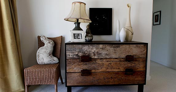 Reclaimed materials: a greener way to save | AnneCusack/Getty Images