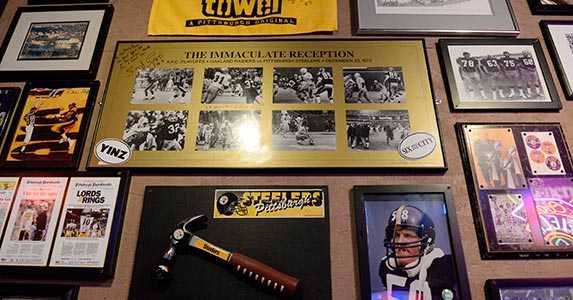 Sports memorabilia | Andy Cross/Denver Post/Getty Images