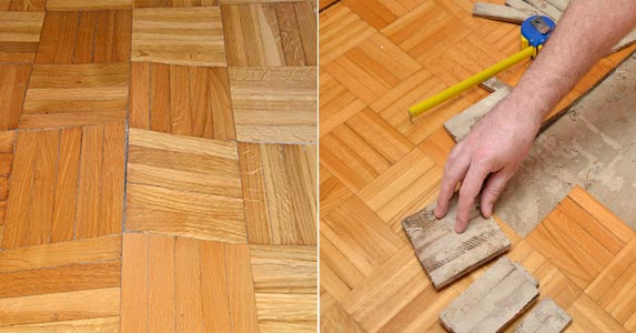 Flooring may mask bigger flaws   Bane.M/Shutterstock