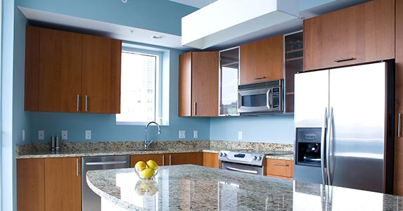 Kitchen: Pretty -- or pretty messed up?   Access Lab/Shutterstock