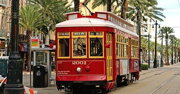 New Orleans © TFoxFoto/Shutterstock.com