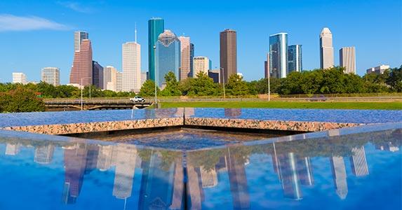 Houston © holbox/Shutterstock.com