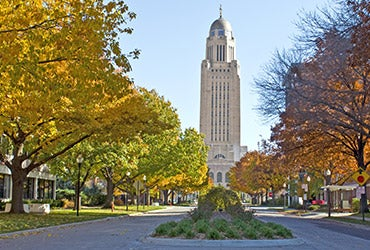 Nebraska  Katherine Welles/Shutterstock.com