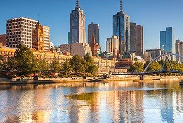 Rent homes abroad: Melbourne, Australia © Gordon Bell/Shutterstock.com