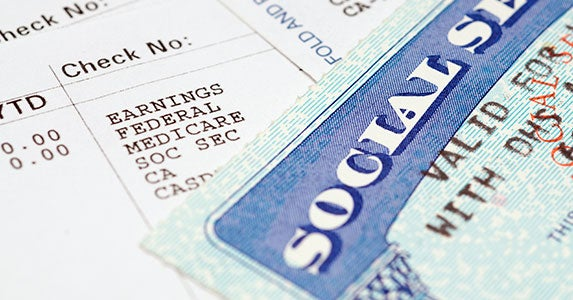 No. 2: Decide when to take Social Security © chuckstock/Shutterstock.com