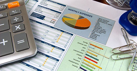 No. 4: Create a post-retirement budget © George Fairbairn/Shutterstock.com