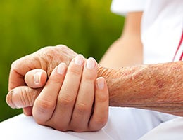 Help for family caregivers © Lighthunter/Shutterstock.com