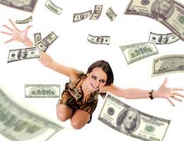 Don't spend like a lottery winner © Tatyana Vyc/Shutterstock.com