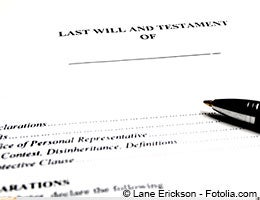 Draw up wills and be your beneficiaries