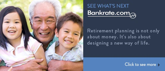 Retirement planning is not only about money. It's also about designing a new way of life.