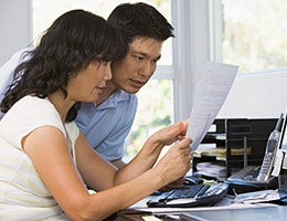 What if you want to leave a higher income to your spouse? © Monkey Business Images/Shutterstock.com