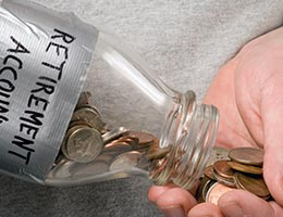 Not saving enough -- or at all © Rob Byron/Shutterstock.com