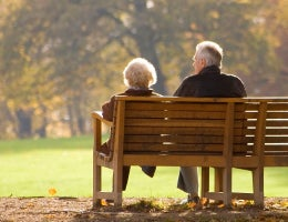 Retiring with no plan for income © iStock