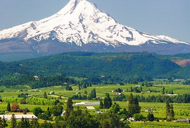 Oregon  Tusharkoley/Shutterstock.com