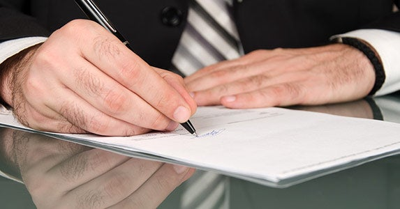 Mortgage retirement? © GordanD/Shutterstock.com