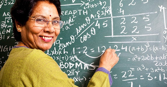 Teach or tutor | iStock.com