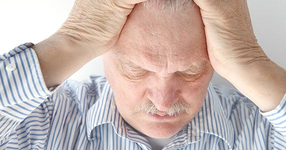 Retiring is stressful © Alice Day/Shutterstock.com