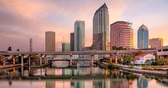 No. 2: Tampa, Florida | iStock.com