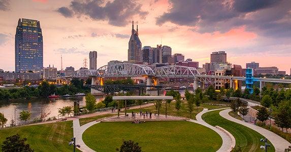 No. 5: Nashville, Tennessee | iStock.com