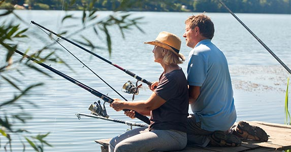 Could you retire early? | nada54/Shutterstock.com
