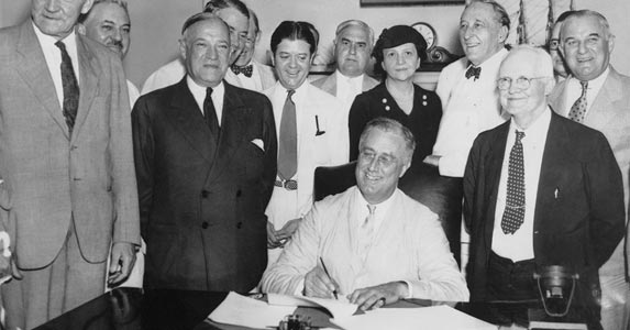 How Social Security works | FPG/Archive Photos/Getty Images