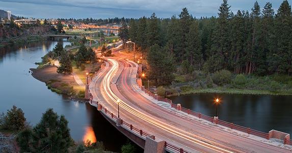 Oregon © Doug Bennett/Shutterstock.com