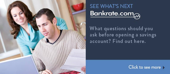 What questions should you ask before opening a savings account? Find out here.