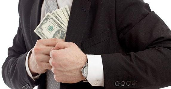 Plan spending for 'found money' © Fotolia.com