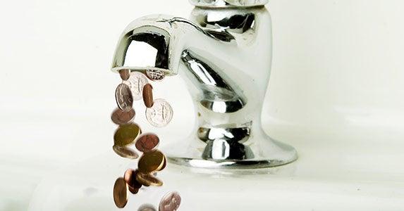 Turn money leaks into cash flow © Fotolia.com
