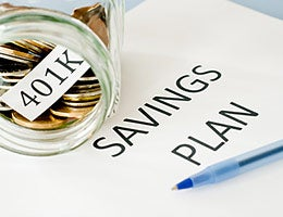 6. Beef up retirement contributions © emilie zhang/Shutterstock.com