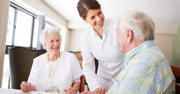 Beware these senior housing red flags © iStock