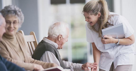Save on elder care costs | Comstock/Stockbyte/Getty Images