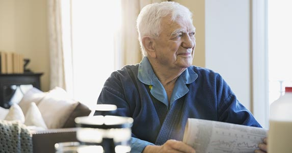 Aging in place | Hero Images/Getty Images