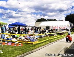 Yard-sale season!