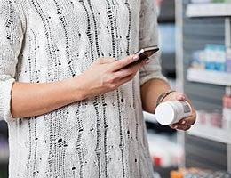 Carry a calculator (app) when you shop © Tyler Olson/Shutterstock.com