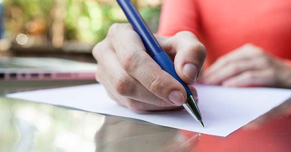 Get organized with a spreadsheet © KieferPix/Shutterstock.com