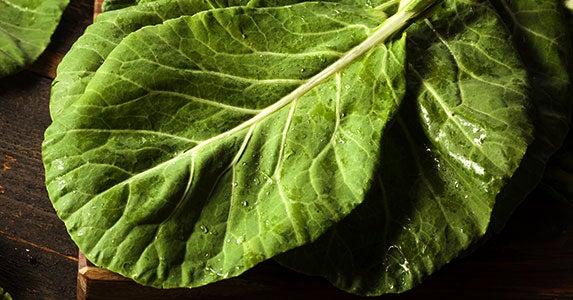 Dark, leafy greens © Brent Hofacker/Shutterstock.com