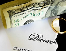 The costs of divorce © zimmytws/Shutterstock.com