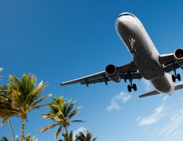 Free plane tickets