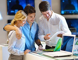 Are extended warranties worth buying? © dotshock/Shutterstock.com