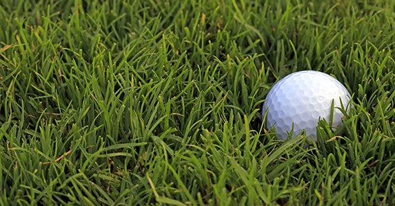 Save on golf balls © Joe West/Shutterstock.com