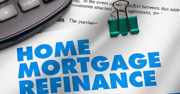 Refinancing © iStock