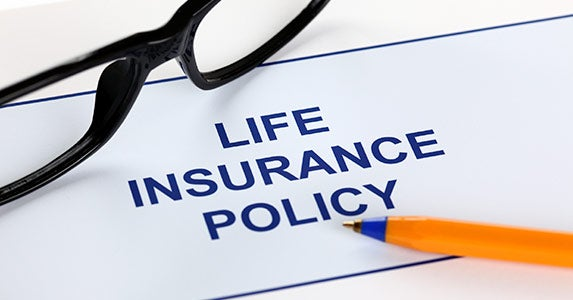 Life insurance borrowing © iStock