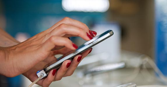 Smartphones can be costly © iStock