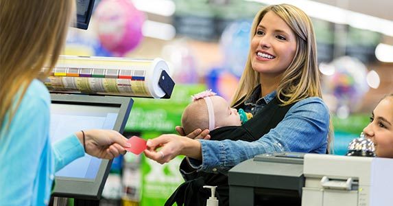 Use the store's loyalty programs | Steve Debenport/Getty Images