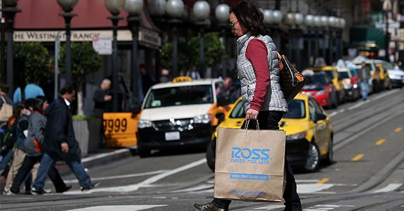 Stock up at outlets and closeouts | Justin Sullivan/Getty Images